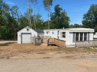 Mobile Home at 12525 Knollwood Ln., Lot 85 Suring, WI 54174
