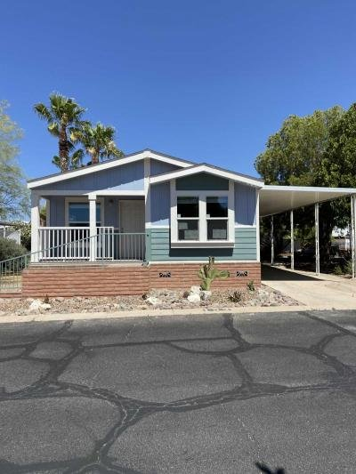 Mobile Home at 3411 South Camino Seco, Unit 152 Tucson, AZ 85730