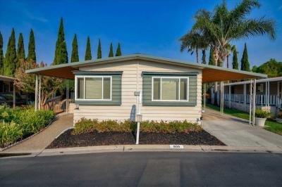 Mobile Home at 600 Millpond Dr. San Jose, CA 95125