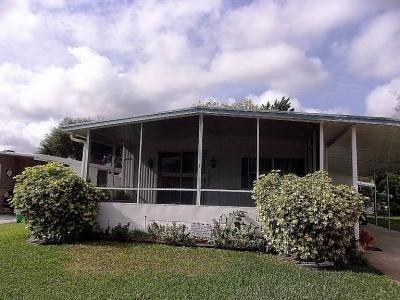 Mobile Home at 1335 Fleming (116 Dana) Ormond Beach, FL 32174