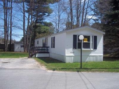 Mobile Home at 12 Village Lane Old Orchard Beach, ME 04064