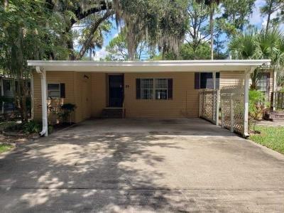 Mobile Home at 24 Audubon Way Flagler Beach, FL 32136