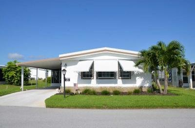 Mobile Home at 249 Ne Sunshine Lane Jensen Beach, FL 34957
