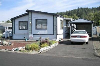 Mobile Home at 1200 E Central Ave, #114 Sutherlin, OR 97479