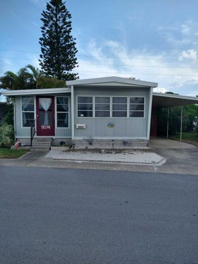 Mobile Home at 9074 47Th Ave. N. Saint Petersburg, FL 33708