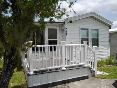 Mobile Home at 268 Woodward Ave #268 Port Charlotte, FL 33953