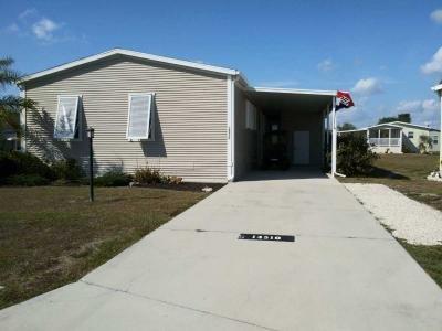 Mobile Home at 14510 Kipling #24R Port Charlotte, FL 33953