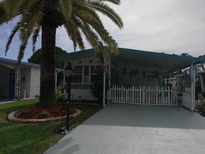 Mobile Home at 1335 Fleming Ave.  Lot 33 Ormond Beach, FL 32174