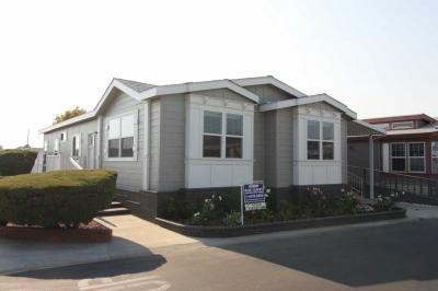Mobile Home at 10681 Oak St #109 Los Alamitos, CA 90720