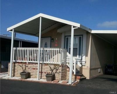 Mobile Home at 20629 Palm Way Torrance, CA 90503