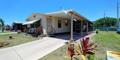 Mobile Home at 15858 Blue Skies Drive North Fort Myers, FL 33917