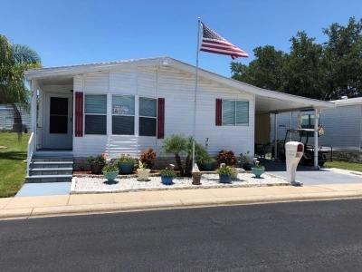 Mobile Home at 100 Hampton Road #77 Clearwater, FL 33759