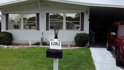 Mobile Home at 1282 Flintlock Lane Daytona Beach, FL 32119