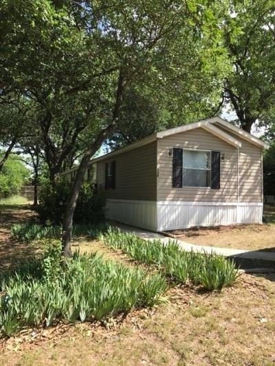 Mobile Home at 130 Yates Circle Lot Y130 Aledo, TX 76008