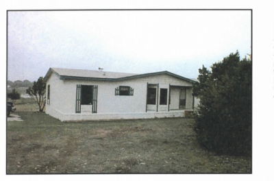 Mobile Home at 107 East Lakeshore Drive Dripping Springs, TX 78620