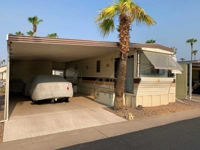 Mobile Home at 4220 E Main St Lot F-6 Mesa, AZ 85205