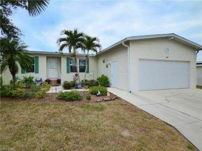 Mobile Home at 864 Lacosta Ln. North Fort Myers, FL 33917