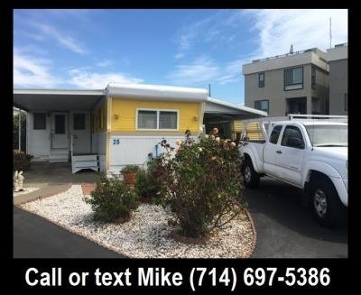 Mobile Home at 1660 Whittier Ave Spc 25 Costa Mesa, CA 92627