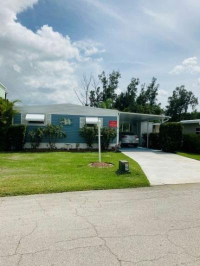 Mobile Home at 50 South Harbor Drive Vero Beach, FL 32960