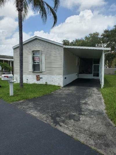 Mobile Home at 4561 Nw 69Th Place #n13 Coconut Creek, FL 33073