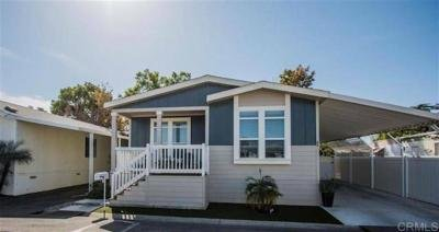 Mobile Home at 1001 South Hale Ave #68 Escondido, CA 92029
