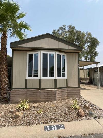 Mobile Home at 3411 South Camino Seco, Unit 382 Tucson, AZ 85730