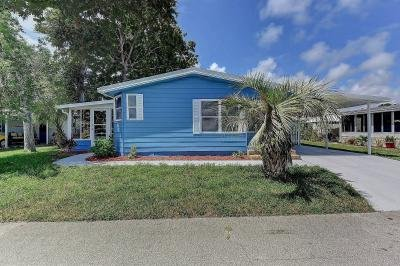 Mobile Home at 447 La Coquina Drive Edgewater, FL 32141