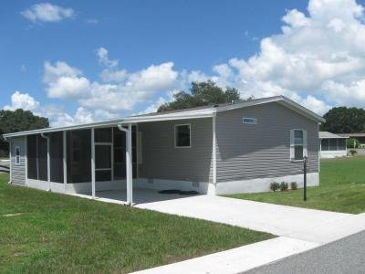 Mobile Home at 9701 E. Hwy 25 Lot 76 Belleview, FL 34420