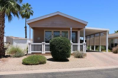 Mobile Home at 2401 W Southern Ave. #50 Tempe, AZ 85282