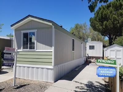 Mobile Home at 2301 Oddie Blvd #146 Reno, NV 89512
