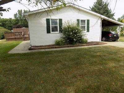 Mobile Home at 6166 Truman Dr Belleville, MI 48111
