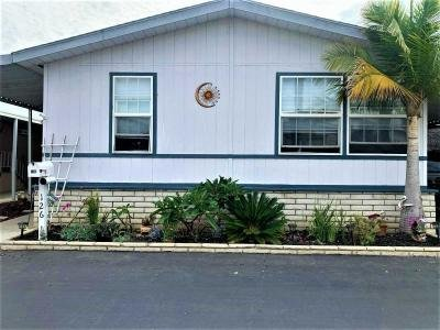 Mobile Home at 126 Pecan Fountain Valley, CA 92708
