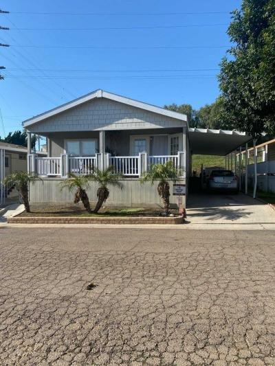 Mobile Home at 121 Orange Ave. #72 Chula Vista, CA 91911