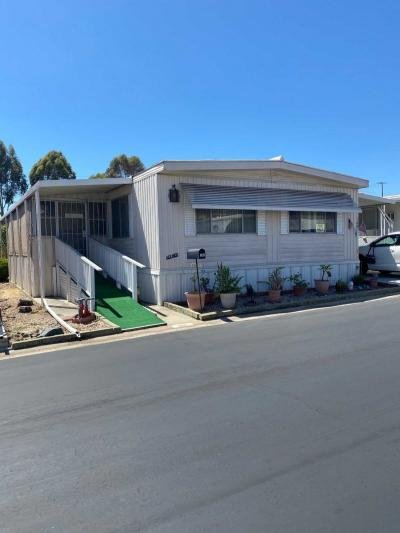Mobile Home at 1815 Sweetwater Rd. #160 Spring Valley, CA 91977