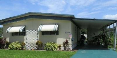 Mobile Home at 1030 Mahogany Dr. Casselberry, FL 32707