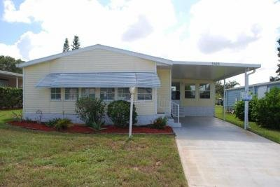 Mobile Home at 3605 W. Derry Drive Sebastian, FL 32958