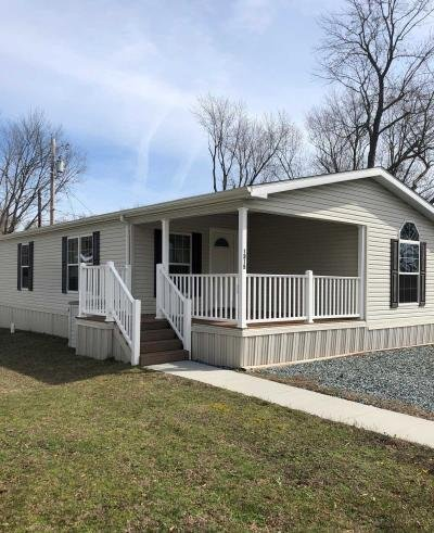 Mobile Home at 10505 Cedarville Road, Lot 12-15 Brandywine, MD 20613