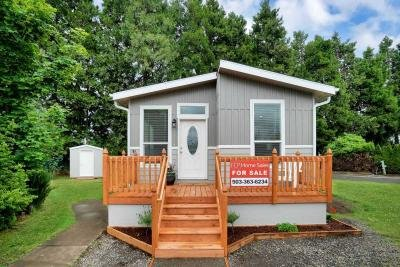 Mobile Home at 2200 Lancaster Dr Se 9B Salem, OR 97317