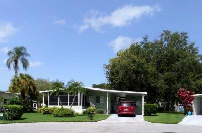 Mobile Home at 5906 Brigadoon Circle Sarasota, FL 34233
