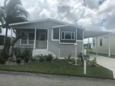 Mobile Home at 4336 71St Road N # 1283 Riviera Beach, FL 33404