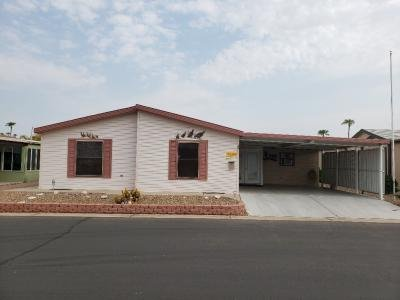 Mobile Home at 3700 S Ironwood Drive, #49 Apache Junction, AZ 85120