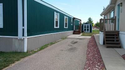 Mobile Home at 3717 S. Taft Hill Rd. Lot 60 Fort Collins, CO 80526