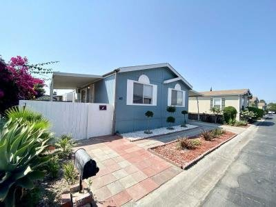 Mobile Home at 1616 S Euclid St # 45 Anaheim, CA 92802