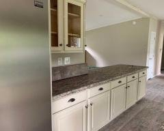 Kitchen into hall