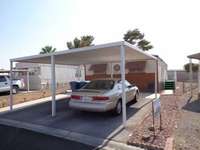 Mobile Home at 2627 S. Lamb Bl Las Vegas, NV 89121