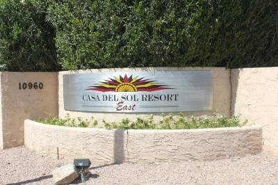 Mobile Home at 10960 N. 67Th Avenue #70 Glendale, AZ 85304