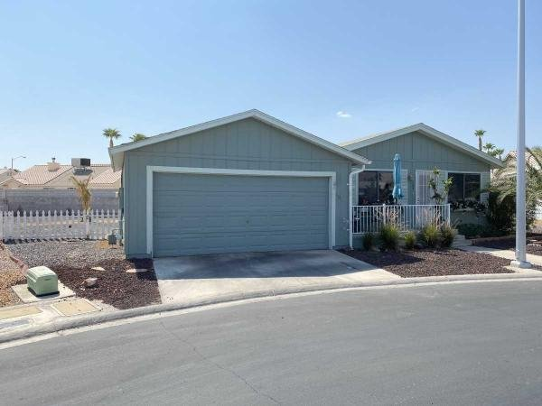 1989 Golden West Manufactured Home