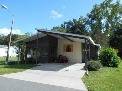 Mobile Home at 8880 SW 27th Ave. Lot A33 Ocala, FL 34476