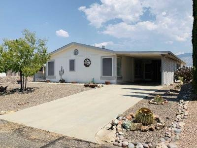 Mobile Home at 15301 N. Oracle Rd #42 Tucson, AZ 85739