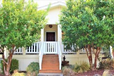 Mobile Home at 16711 Marsh Creek Road #17 Clayton, CA 94517